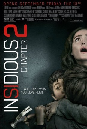 Movie review: Insidious: Chapter 2