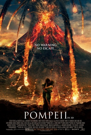 Movie Review: Pompeii, a movie for the actionlovers
