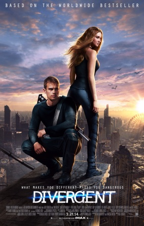 Divergent turns out to be hip, unique dystopian teenflick