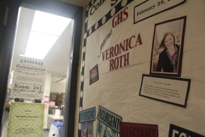Veronica Roth to visit Gresham High School
