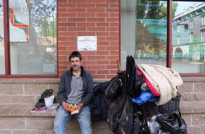 Students shine light on homeless community inPortland