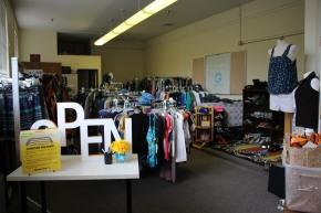 Clothing Closet striving for morepublicity