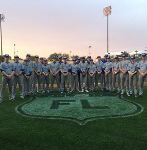 Varsity Boys Baseball Team Credit: Mike Samperi