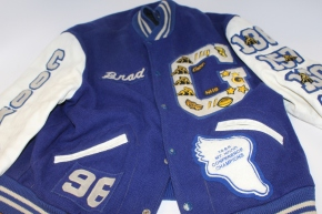 Curious Case of the Letterman Jacket